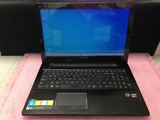 "Lenovo 80Ec 15.6"" Amd A10-7300@1.9Ghz 8Gb Ram 1Tb Hdd Win 10 