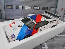 Bmw m1 e26 Procar racing 1979 #3 pironi hockenheim 1/504 lim Minichamps 1:18