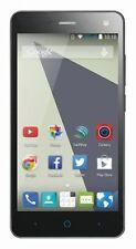 Teléfonos móviles libres Android ZTE color principal gris