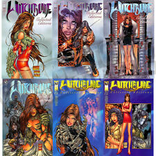WITCHBLADE COLLECTED EDITIONS #1-8 + EXTRAS SET NM