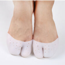 1Pair Ballet Pointe Shoe Pads Cushions Toe Cap Cover Soft Silicon Gel Protectors