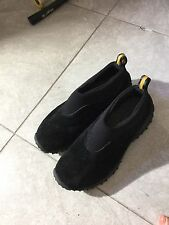 NEW Merrell Winter Moc Women's Black Suede Loafer Slip On Comfort Size 6