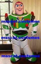 New Astronaut Mascot Costume Head Fiberglass Buzz Lightyear Model 2.Professional