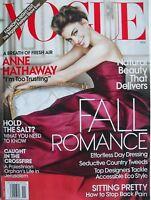 ANNE HATHAWAY  November 2010 VOGUE Magazine  STELLA TENNANT / KIRSTEN GILLIBRAND