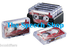 Philips LFH0005 Mini Cassettes X 5 LFH-0005  ***Brand New***