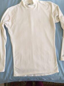 Adidas Golf Men's - White - XL Clima Warm