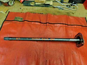 Austin Healey 100/4, Rear Axle, BN1, #2, Original, !!