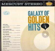 """GALAXY OF GOLDEN HITS"" POP ROCK 50'S LP MERCURY SRD 11 STEREO"