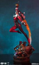 Tweeterhead Harley Quinn Super Powers DC Comics Maquette Statue NEW In Stock