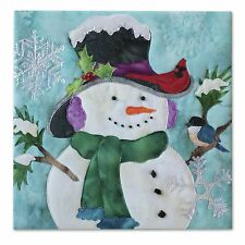 McKenna Ryan, Frosted Flakes, Snow Buds Laser Cut Quilt Kit w/ Embellishments 5