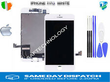 iPhone 7 8 & Plus LCD Screen Replacement White Black Touch Digitizer Assembly