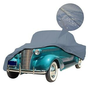 [PSD]Supreme Waterproof Semi Custom Car Cover for Willys Station Wagon 1947-1953