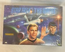 Star Trek: The Game Collectors Edition Sealed MIB #39,029 1992