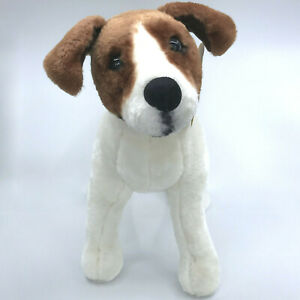 Melissa and Doug NEW Giant Plush Jack Russell Terrier Dog 14in Model 4867 Tags