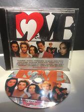 "CD Various ""Love Songs"",Bananarama,TheHollies,Hall&Oates,Cameo,Smokie,BillyOcean"
