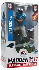 MCFARLANE ULTIMATE TEAM MADDEN NFL 17 CAM NEWTON SERIES 1 PANTHERS