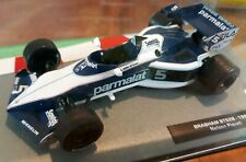 Nelson Piquet  Brabham BMW Turbo Formel 1 1983, World Champion, Modellcar 1:43