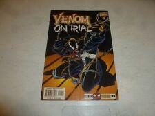 VENOM ON TRIAL Comic - No 1 - Date 03/1997 - Marvel Comic