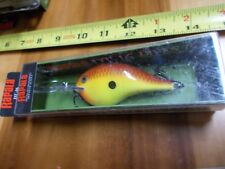 Rapala Dives to 16 ft lure DT-16 CTB Chartreuse Brown