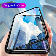 For iPhone 11/11 Pro/11 Pro Max Front + Back Magnetic Full Cover Glass Case USA