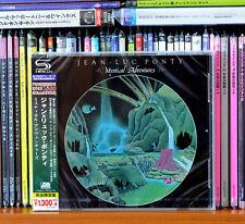Jean-Luc Ponty - Mystical Adventures Lim. Japan SHM-CD / Jazz Rock Prog NEW OOP!