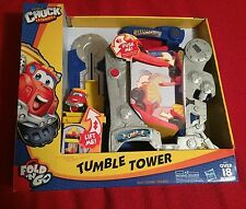 Hasbro Tonka Chuck & Friends Fold 'n Go Tumble Tower -  NIB