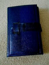 Vintage Crowley Egg Eyed Sharps Needle Wallet Case Made in England