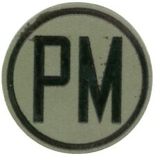 parche ET POLICIA MILITAR BRAZO , spain army patch