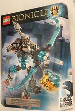 LEGO 70791 Bionicle Skull Warrior - NIB Sealed - Ice Villain