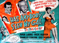 16mm Feature Film HAS ANYBODY SEEN MY GAL (1952) Gorgeous print - IB TECHNICOLOR