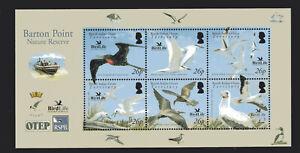 BRITISH INDIAN OCEAN TERRITORY - BIRDS, YV # BL 16, MNH