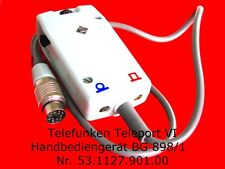 Telefunken Teleport VI Teile Historische Funktechnik Technik & Geräte Sammeln &