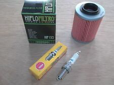 Oil Filter NGK Spark Plug Tune Up Kit Can-am Can Am Outlander 400  Max H.O