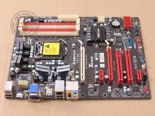 Original BIOSTAR TZ77A, LGA 1155, Intel Motherboard Z77 DDR3 ATX