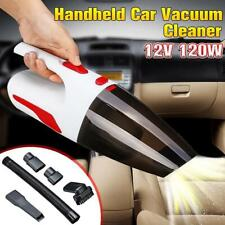 Wet & Dry Vacuum Cleaner Car Cordless Handheld Rechargeable Home Portable 120W