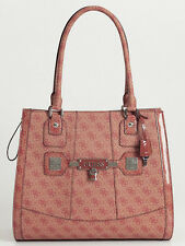 NWT Authentic GUESS Women's Bag Logo SV305124 REVEAL TOTE Pink