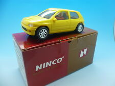 Ninco Renault Clio NSCC, Limited Edition of 500