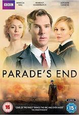 DVD:PARADES END - NEW Region 2 UK