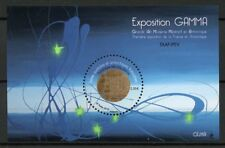FSAT TAAF 2018 MNH GAMMA Art Exposition Antarctica Oijha 1v M/S Stamps