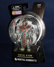 "Mortal Kombat X Previews Exclusive KOTAL KAHN BLOOD GOD VARIANT 6"" Figure Mezco"