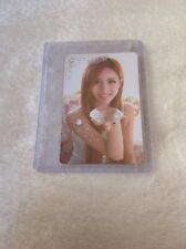 T-ara Tara Jewelry Box Japan Official Qri Photocard Photo Card
