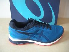 ASICS MENS GT-1000 7 RUNNING-SNEAKERS- SHOES -1011A042-400- RACE BLUE / PEACOAT