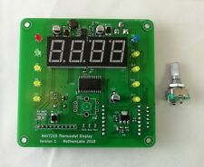 "LED Display + PSU - 4 digit 0.56"" Plus Rotary Encoder Arduino-ESP8266-Wemos D1"