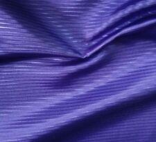 IR-1.8 Yd Remnant-Beautiful PURPLE OTTOMAN RIB SATIN JACQUARD Fabric