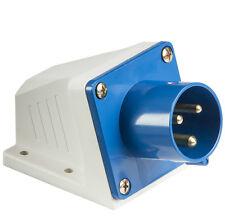 Knightsbridge 240V IP44 16A x1 de entrada dispositivo