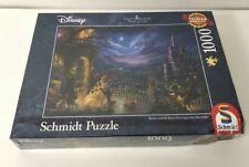 """Schmidt Puzzle 1000 Teile """" Die Schöne und das Biest"""""""