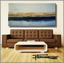 ABSTRACT PAINTING CANVAS WALL ART Direct from Artist Large USA ELOISExxx