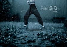 Bruce Lee El Miedo/fallo presupuesto impresión/cartel (2371)