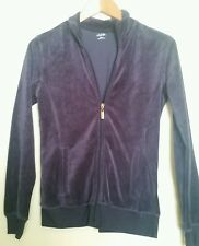 NY Apperal Navy Small Velour Suit NWT