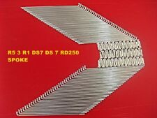 YAMAHA R5 R3 R2 DS7 DS 7 RD250 FRONT & REAR SPOKE SET 72 Pcs. JAPAN  [mi1022]